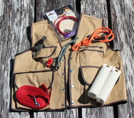 Huntfield Puppy Training Vest